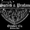 SacredandProfane