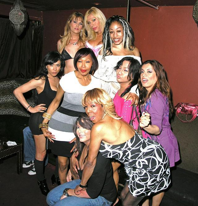 New york tranny parties