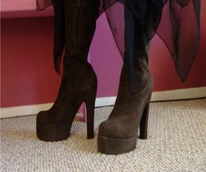 Awesome Stevie Nicks Custom Made Boots The Motherboards Nyc